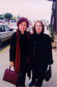 Juana Castro. Melilla. Marzo, 2005