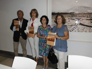 León Cohén, Pilar Pastor, Paloma F. Gomá, Encarna León